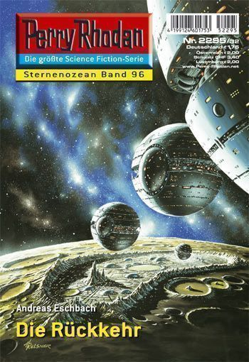 PERRY RHODAN Band 2295