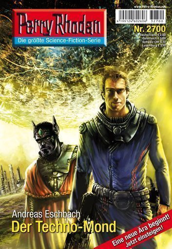 PERRY RHODAN Band 2700