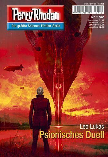 »Psionisches Duell« von Leo Lukas