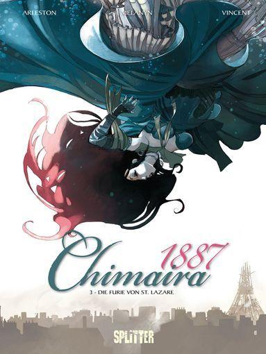 Christophe Arleston u.a.: Chimaira 1887 Band 3