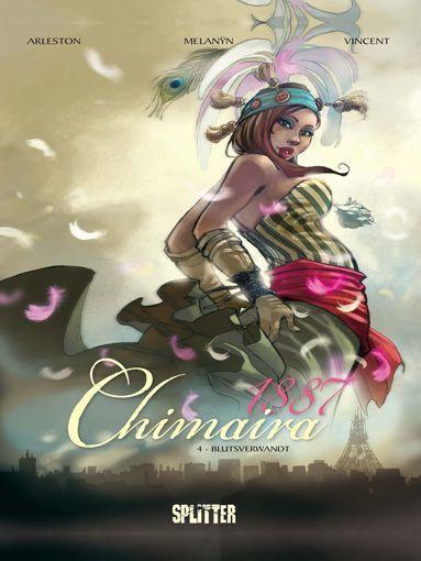 Christophe Arleston u.a.: Chimaira 1887 Band 4
