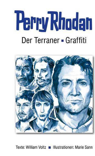 Graffiti: Die PR-Sonderpublikation zum HC119 »Der Terraner«