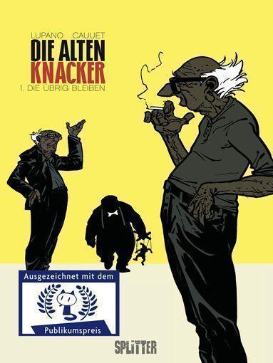Wilfrid Lupano / Paul Cauuet: Die alten Knacker 01