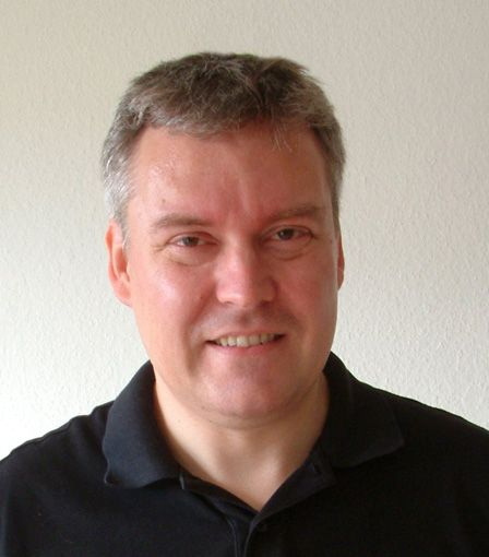 PERRY RHODAN-Fan Dietmar Schmidt (Bild: Dietmar Schmidt)