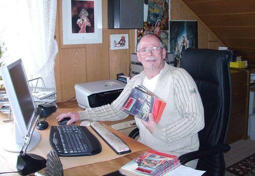 PERRY RHODAN-Fan Udo Claßen (Bild: Udo Claßen)