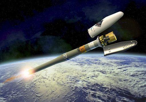 GAIA (Abbildung © by ESA)
