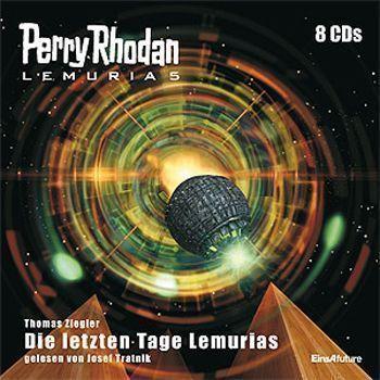Hörbuch: »Der letzte Tag Lemurias«