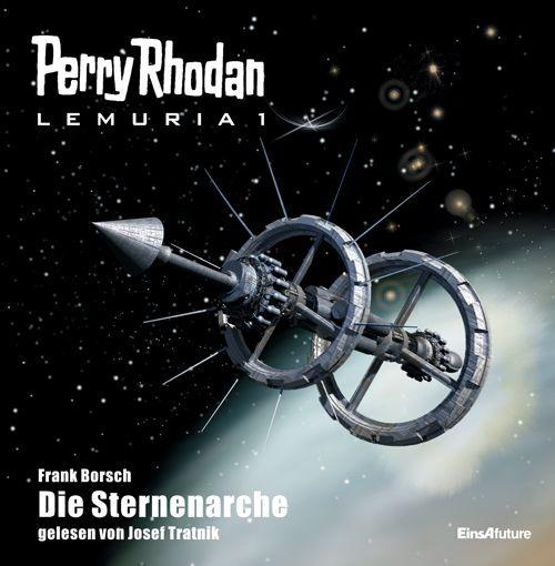 Audio-Cover PERRY RHODAN-Lemuria 1