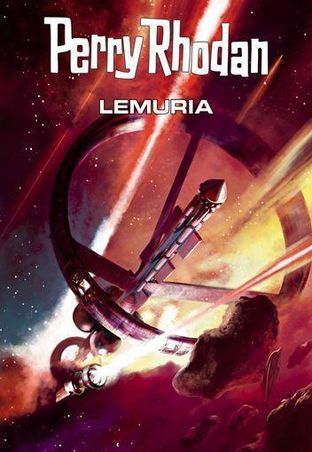 E-Book Cover »Lemuria«