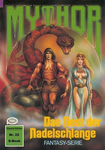 MYTHOR Band 22 E-Book-Cover