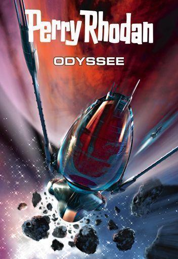 E-Book Cover »Odyssee«