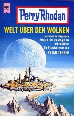 »Welt über den Wolken« von Peter Terrid