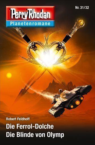 PERRY RHODAN-Planetenromane 31/32 – Cover von Dirk Schulz