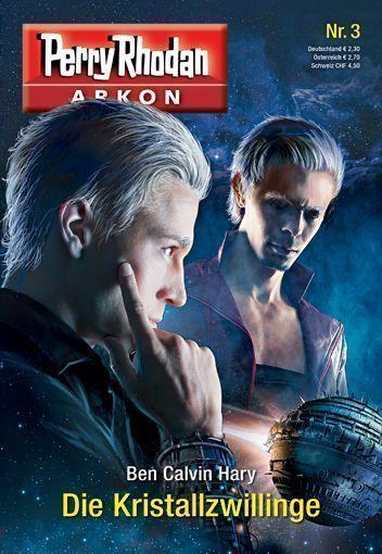 Arkon-Cover Band 3 von Dirk Schulz