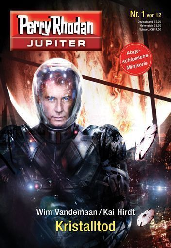 Jupiter-Cover Band 1 von Arndt Drechsler