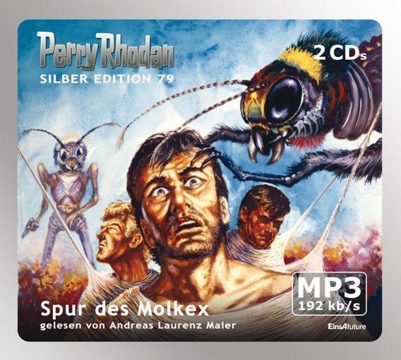 Silber Edition 79 »Spur des Molkex«