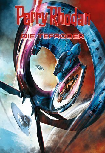E-Book-Cover »Die Tefroder«