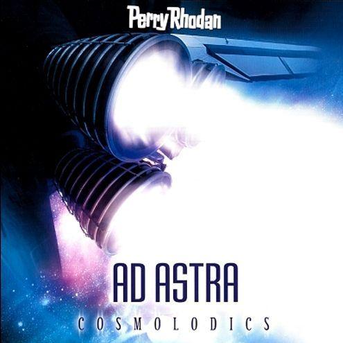 WeltCon-Soundtrack: »Ad Astra« (Vinyl-Langspielplatte)