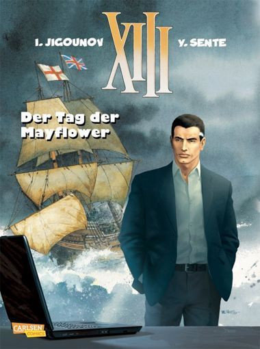 XIII Band 20: Der Tag der Mayflower