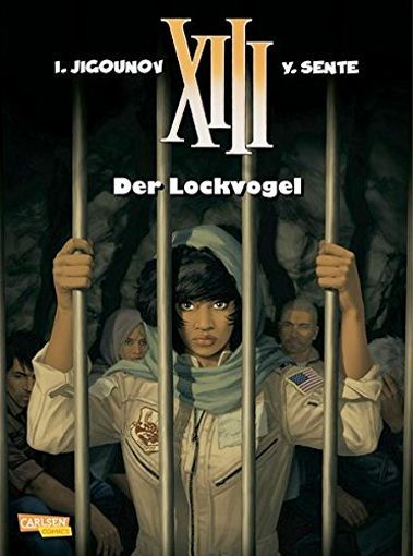 XIII Band 21: Der Lockvogel