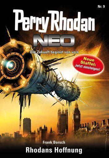 PERRY RHODAN NEO Band 9 (Staffel 2 / Band 1)